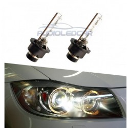 Couple of bulbs Xenon D4S 4300k