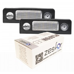 Luces matricula LED Skoda Roomster (06-13)