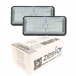 Luzes de matricula diodo EMISSOR de luz Toyota Reiz 4D/Mark X (04-09)