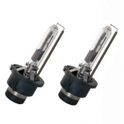 Quelques Ampoules D2R STANDARD de Couleur 6000k