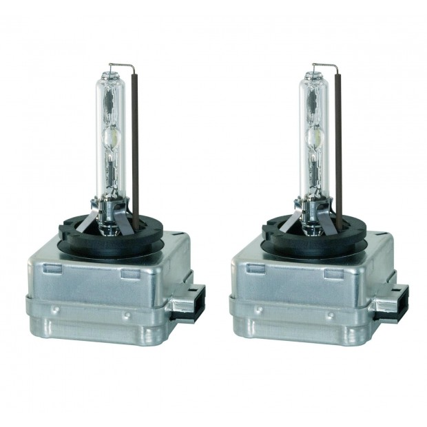 Quelques Ampoules D1S STANDARD de Couleur 6000k