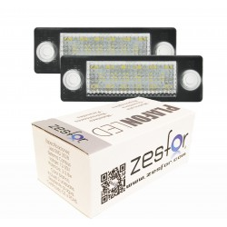 Luces matricula LED Volkswagen Transporter T5 (2003-2009)