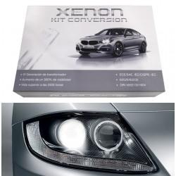 Kit xenon H7 6000k, 8000k o 4300k - Tipo 1 ESTANDAR 35W