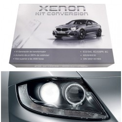 Kit xenon H7 6000k, 8000k or 4300k - Type 1 STANDARD 35W