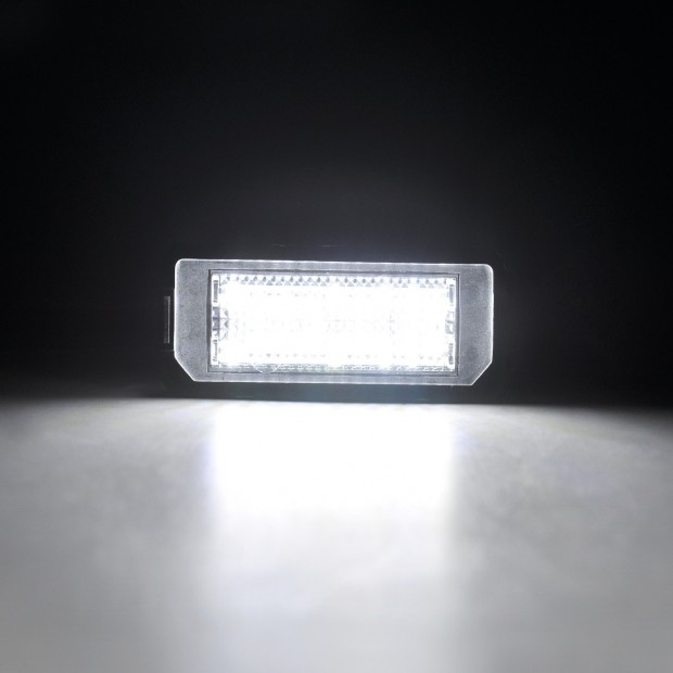Luces matricula LED Volvo S40 (04-12)