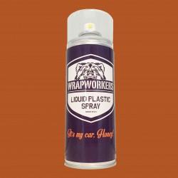 En plastique de pulvérisation de peinture MATTE ROUGE de la marque WrapWorkers
