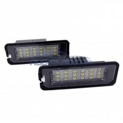 Soffite frais de scolarité à LED Seat Leon II (2005-2012)