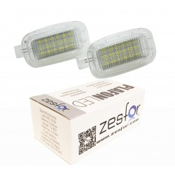Soffit led interior Mercedes E Class W207