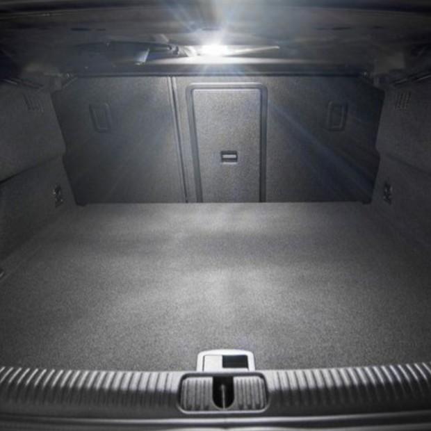 La retombée de plafond intérieur à led BMW X1 E84