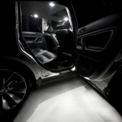 Plafones interior led Mercedes Clase S W221