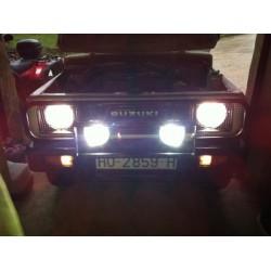 Foco Xenon 55W para carro, caminhão, quad ou moto