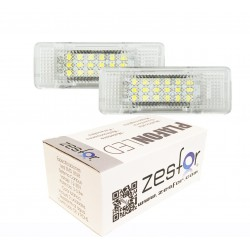 Intradosso interna a led BMW X5 E53