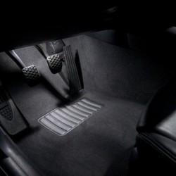 La retombée de plafond intérieur à led Volvo S80 13-14