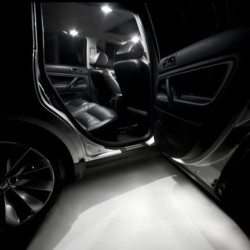 La retombée de plafond de led compartiment de chargement Volkswagen Golf 6