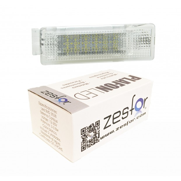 Ceiling led trunk Volkswagen Polo (2000-2002)