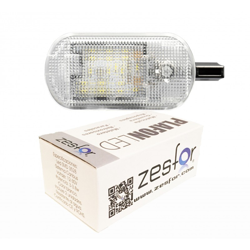 Led de plafond coffre Volkswagen Caddy (2011-2013)