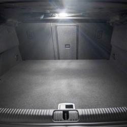 La retombée de plafond led de la boîte à gants BMW Série 1 E81, E87, E82, E88,