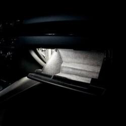 Candeeiro de teto led porta-luvas BMW Série 7 E65, E66, E67, E68, F01 e F02