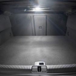 Painéis LED de matrícula Mercedes-Benz Classe C W203 (5 portas 2001-2007)