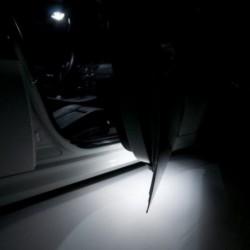 Wand-und deckenlampen LED kennzeichenbeleuchtung Mercedes-Benz C-Klasse W203 (5-türer 2001-2007)