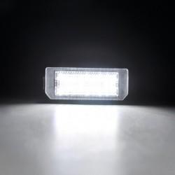 Deckengemälde kennzeichenbeleuchtung LED Ford Fiesta MK V (2001-2009)