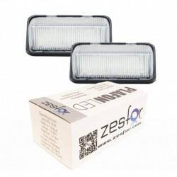 Beleuchtung kennzeichen-LED für Toyota-Prius-familie (16-)