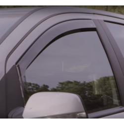 Déflecteurs d'air Dacia Sandero 2, la Stepway 2, 5 portes (2013 -)