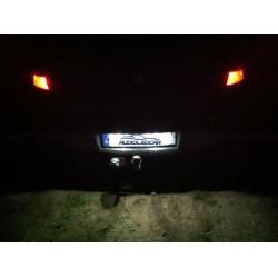 La retombée de plafond de LED inscription BMW Série 1 E82 coupé et E88 cabriolet (2007-2014)