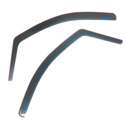 Deflectors air Mazda 121, 4 doors (1991 - 1996)