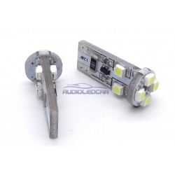 Bulbo claro do diodo Emissor de luz Canbus w5w / t10 econômica - TIPO 13