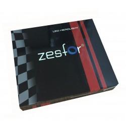 ZESFOR® KIT DE diodo EMISSOR de luz H4 (BI-diodo EMISSOR de luz)