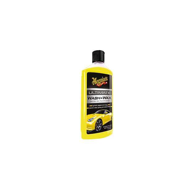 Shampooing Ultimate Wash & Wax - Megruiars