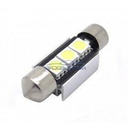 ALC® Bombilla Led C5W Can Bus 36 mm económica - TIPO 16