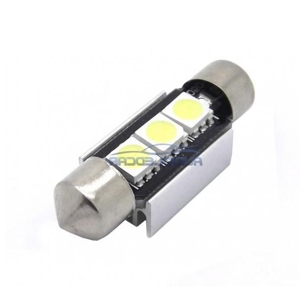 Bulbo claro do diodo Emissor de luz Canbus festoon / c5w econômica - TIPO 16