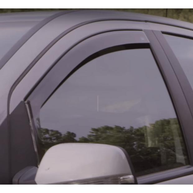 Derivabrisas Cortavientos Deflectores de Aire para SEAT ALTEA XL 04-15