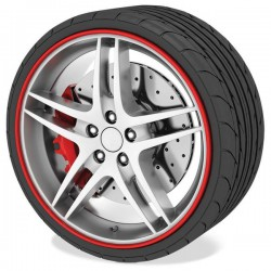 Protector tire Red - RimSavers®