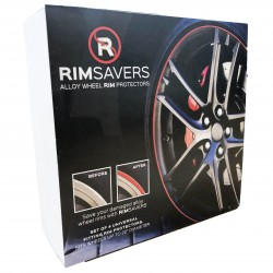 Protector de llantas Rojo - RimSavers®