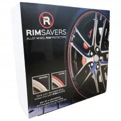 Protetor de aro preto - RimSavers®