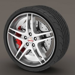 Protector tire black - RimSavers®
