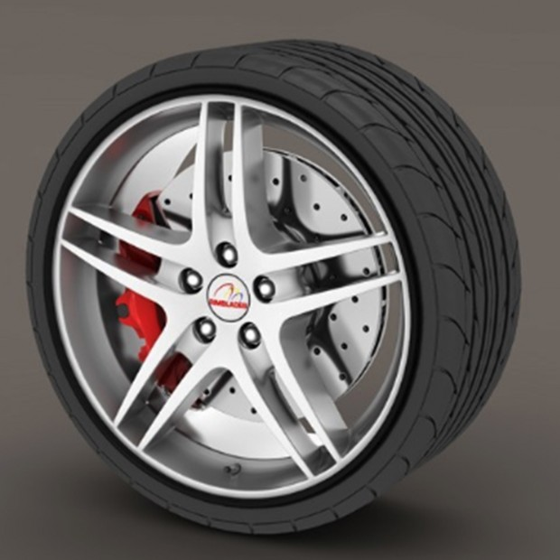 Protector tire black - RimSavers®