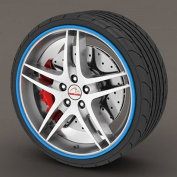 Protector-felgen, blau - RimSavers®