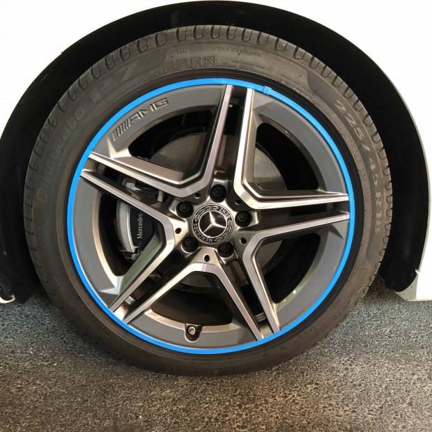 Protector tire pink - RimSavers®