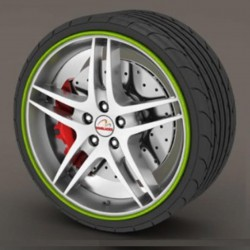 Protector tire green - RimSavers®