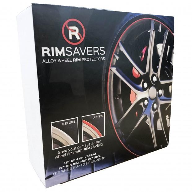 Protector de llantas blanco - RimSavers®
