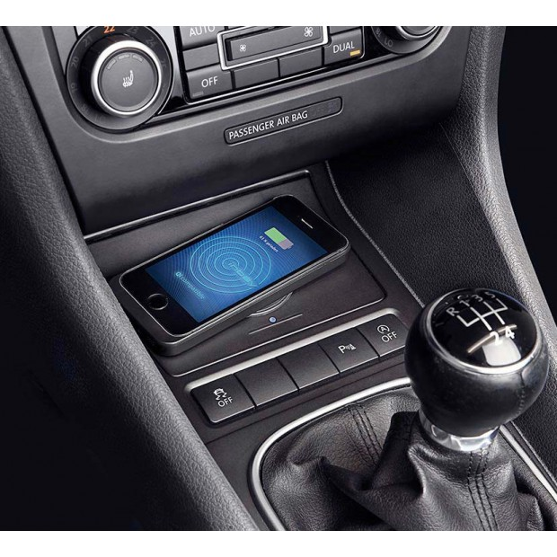 Cargador inalámbrico Mercedes Benz GLE SUV X292 (2015-2019)