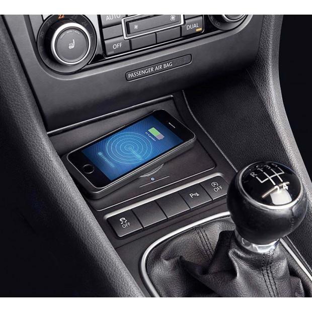 Chargeur sans fil Mercedes Benz GLE SUV X292 (2015-2019)