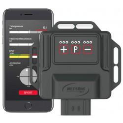 DTE Systems® PowerControl X Chip tuning (App, menos consumo e aumenta 30% da potência)