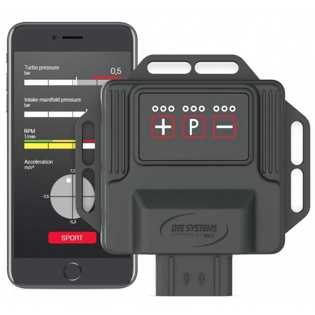 DTE Systems® power control x