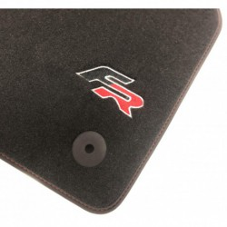 Floor mats, Fr Seat Leon MK2 (2005-2012)