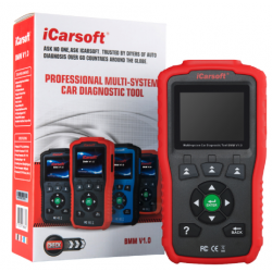 Machine diagnosis BMW & Mini Icarsoft BMW V1.0 version 2019